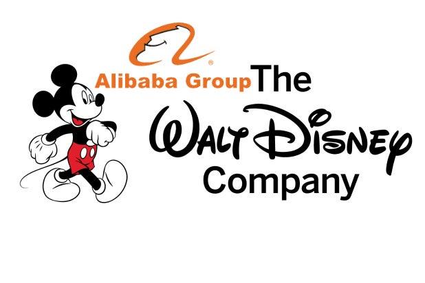 Walt Disney Company Alibaba Group