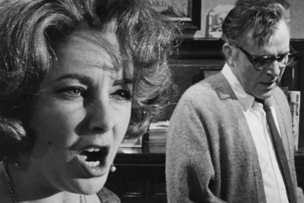 Wexler Whos Afraid Of Virginia Woolf