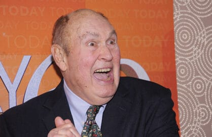 Willard Scott Retires