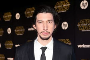 "Adam Driver says wearing Kylo Ren mask was ""terrible"""