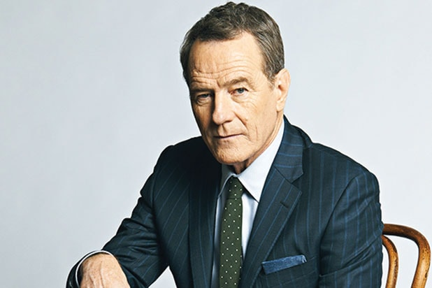Bryan Cranston Wants New Name for Hollywood's Black List