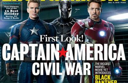 Captain America: Civil War' Trailer Gets Lego Makeover