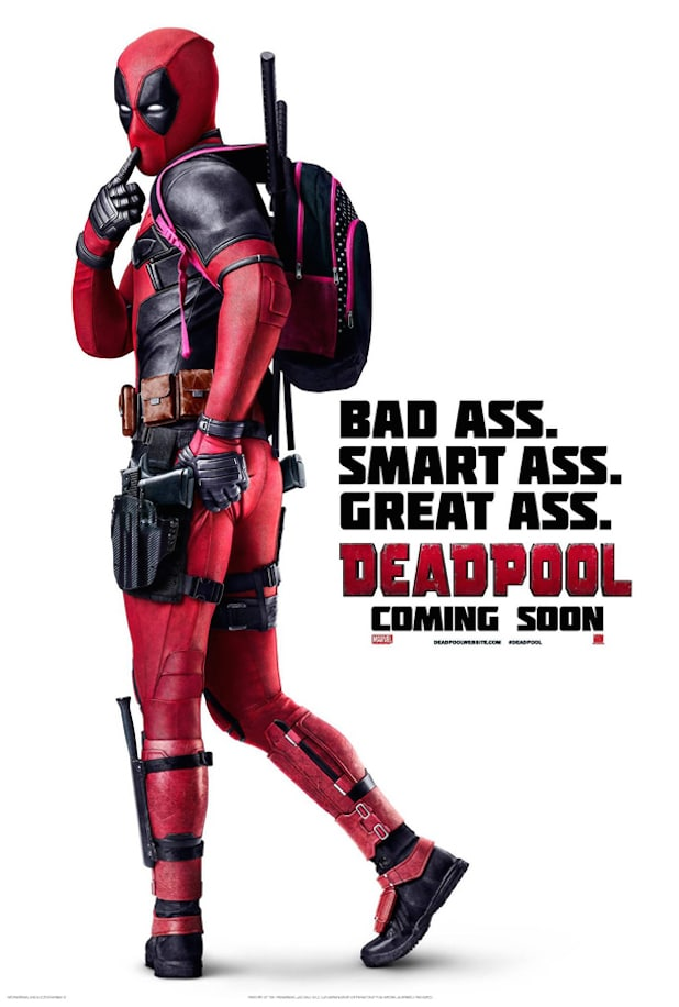 "Marvel's International ""Deadpool"" Trailer"