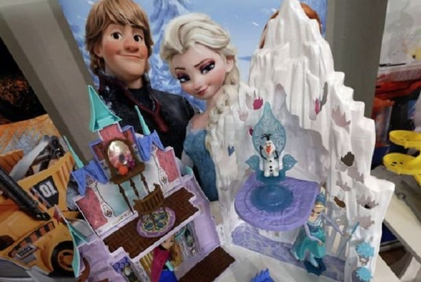 frozen merchandise