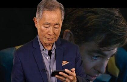 George Takei Star Trek Beyond