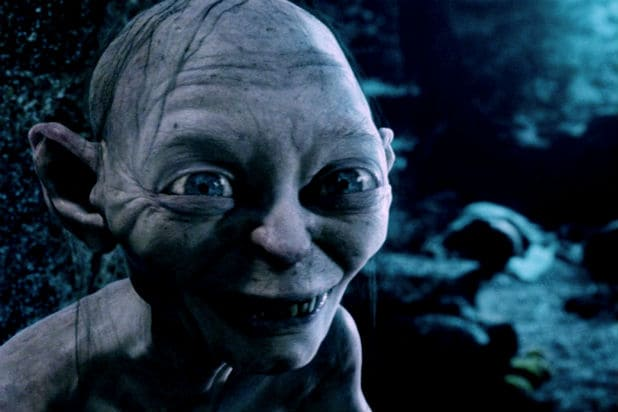 gollum lord of the rings astonishing cgi creations