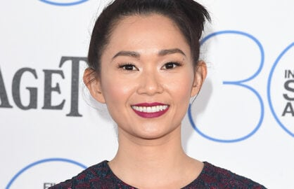 SANTA MONICA, CA - FEBRUARY 21:  Actress Hong Chau attends the 2015 Film Independent Spirit Awards at Santa Monica Beach on February 21, 2015 in Santa Monica, California.  (Photo by Jason Merritt/Getty Images)