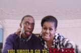 Jay Pharoah Michelle Obama