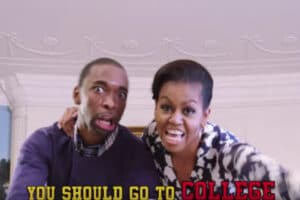 Jay Pharoah Michelle Obama