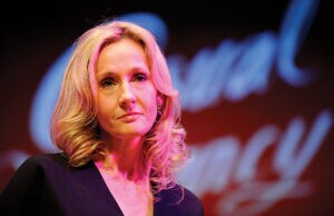 J.K. Rowling says Trump is like Voldemort