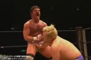 Joey Ryan DDT