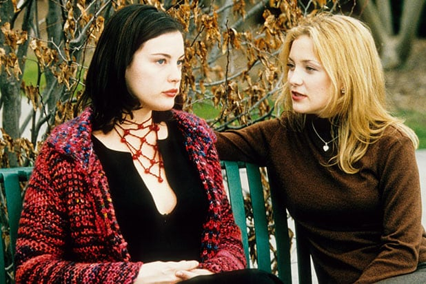 "Kate Hudson, Liv Tyler in ""Dr. T and the Woman"""
