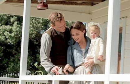 Michael Fassbender, Alicia Vikander/The Light Between Oceans
