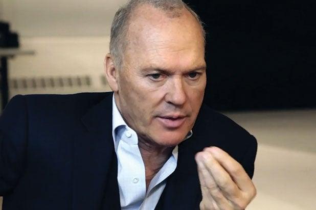 Michael Keaton on Spotlight's Authenticity