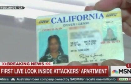 MSNBC – San Bernardino shooters' home