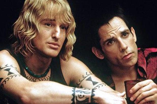 """Owen Wilson, Ben Stiller in """"Zoolander"""""""