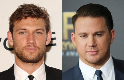 Alex Pettyfer says Channing Tatum Doesn't Like Him