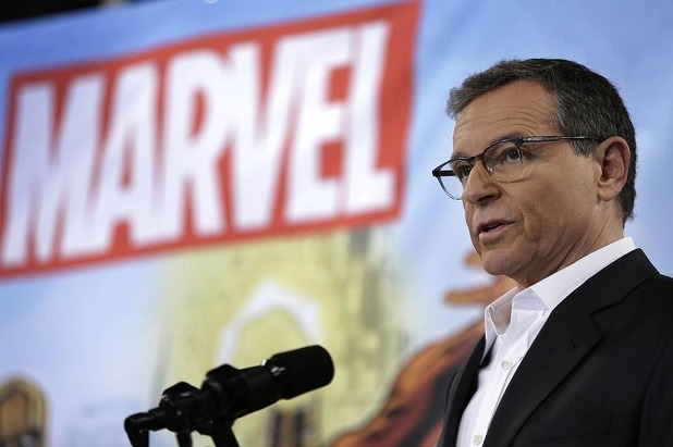 robert iger marvel
