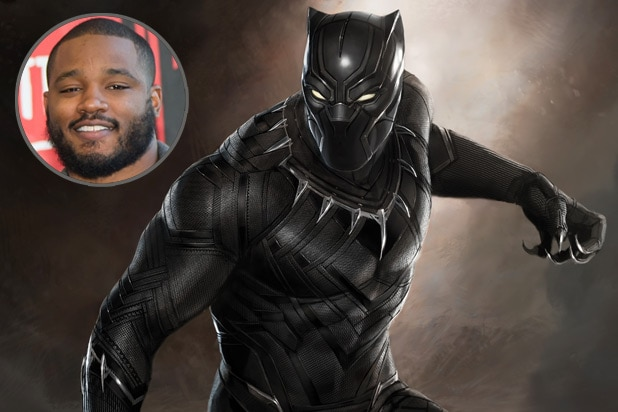 Black Panther Ryan Coogler