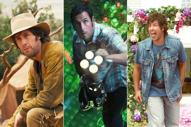 13 Adam Sandler Movies Ranked From Bad To Worst