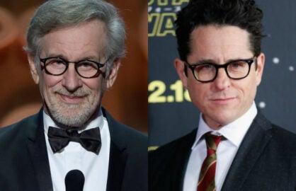 Steven Spielberg J.J. Abrams