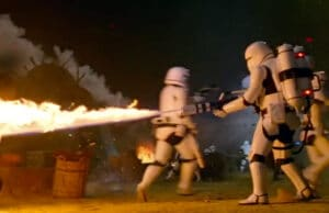 Star Wars - Stormtrooper flamethrower