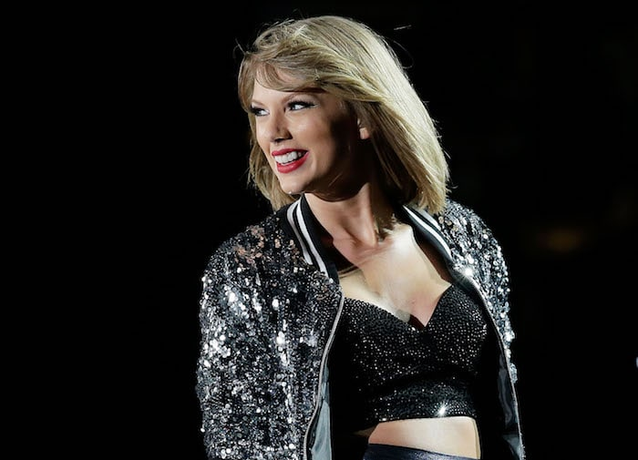 Taylor Swift at her 1989 World Tour stop in Sydney