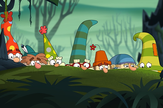"THE 7D - ""When Pigs Fly"" - The 7D must stop a group of flying pigs from eating all the food in Jollywood. This episode of"