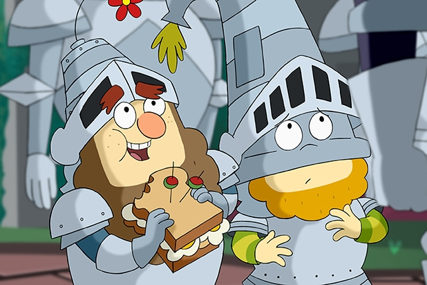 "THE 7D - ""Knight School"" - Bashful enrolls in Knight School to win the Queen's attention back from a charming, dragon-fighting knight. This episode of"