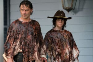 walking dead andrew lincon chandler riggs