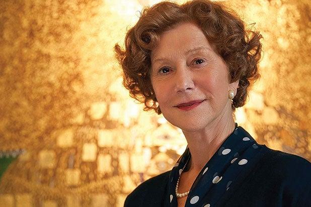 """Helen Mirren in """"Woman in Gold"""""""