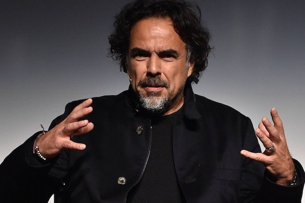 Alejandro G. Inarritu at Producers Guild panel