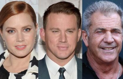 Amy Adams Mel Gibson Channing Tatum