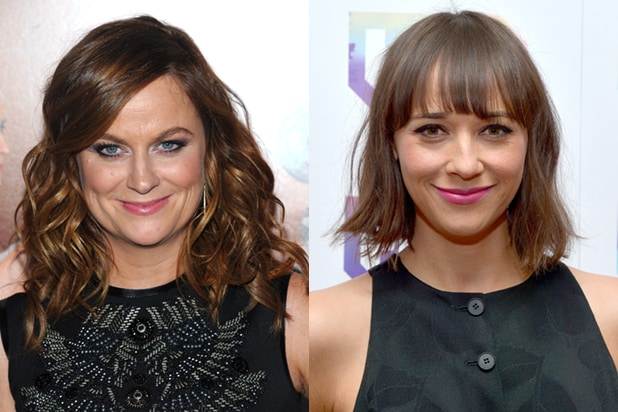 Amy Poehler Rashida Jones