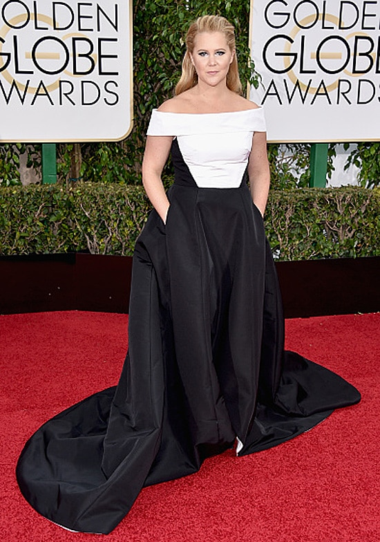 Amy Schumer 73rd Annual Golden Globe Awards Arrivals