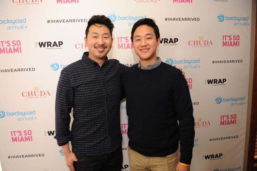 Andrew Ahn & Joe Seao Sundance