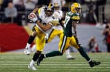Antwaan Randle El during Super Bowl XLV