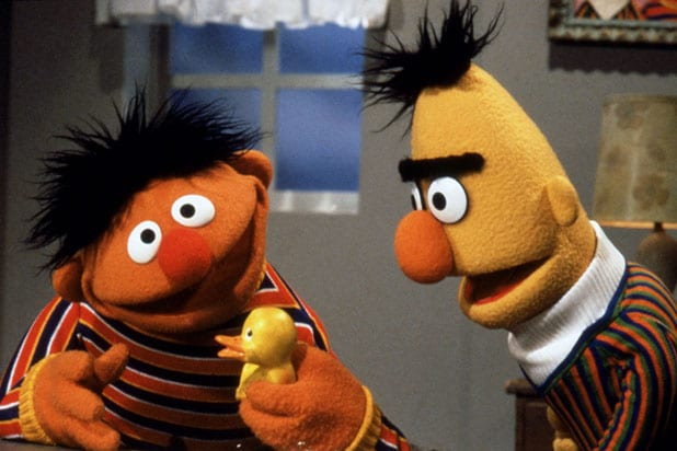 Bert and ernie casino scene videos