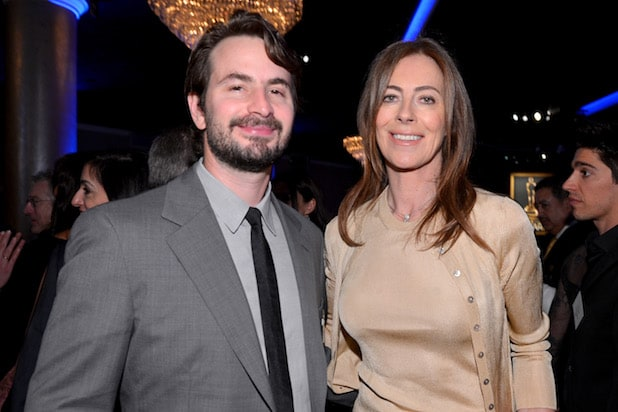 Mark Boal and Kathryn Bigelow