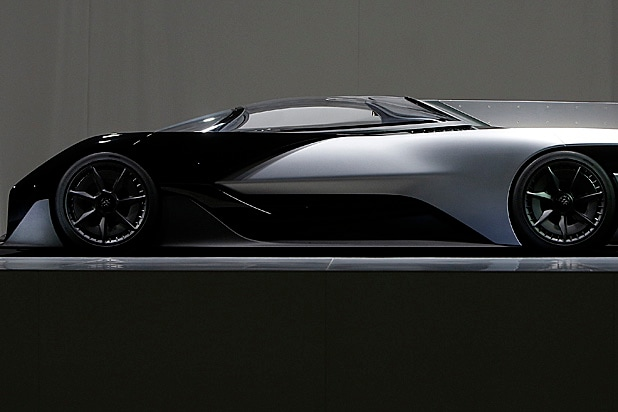 Faraday Future's concept car