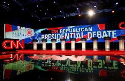CNN Debate