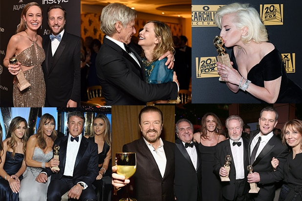 Golden Globes After Parties 2016