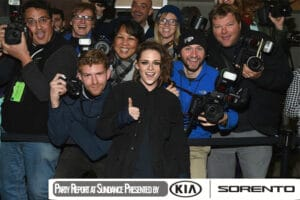 Sundance - Kristen Stewart, Photographers