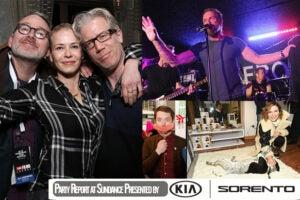 Sundance party pics Chelsea Handler, Elijah Wood, Sting