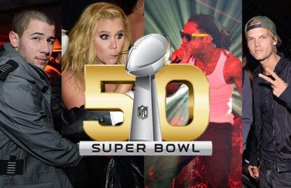 Super Bowl 2016 Party Preview