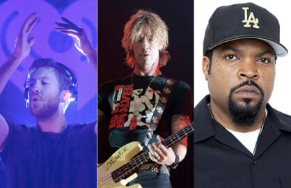 Calvin Harris Guns N Roses Ice Cube