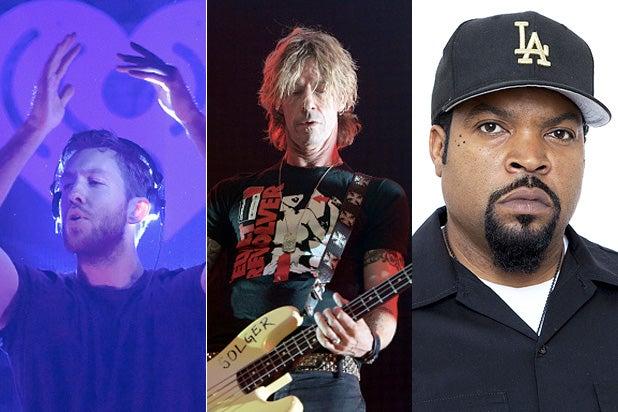 Calvin Harris Guns N Roses Ice Cube