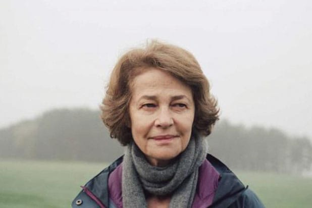 "Charlotte Rampling in ""45 Years"" Oscars"