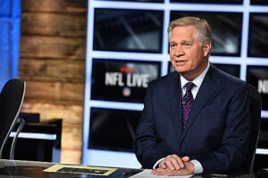 ESPN analyst Chris Mortensen