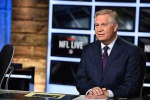 ESPN analyst Chris Mortensen